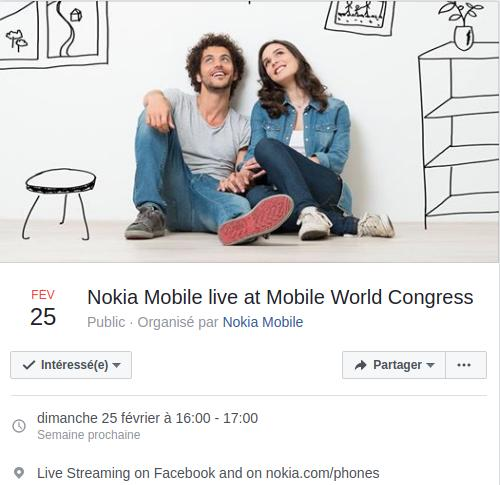 Nokia Mobile Event MWC18