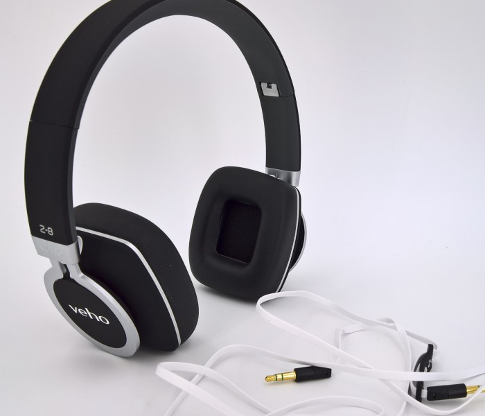 Présentation du casque Veho Z8 Dual Acoustic Designer Headphones