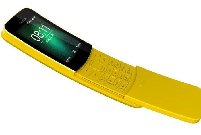 Nokia 8110 4G disponible en précommande, une enceinte Bluetooth offerte aux 2000 premières commandes