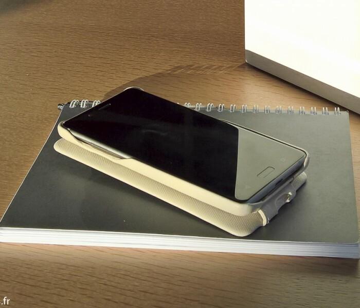 [Test et Concours]  Présentation de la coque de luxe Noreve pour Nokia 8
