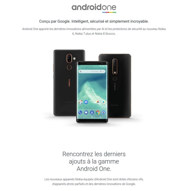 Android One Nokia