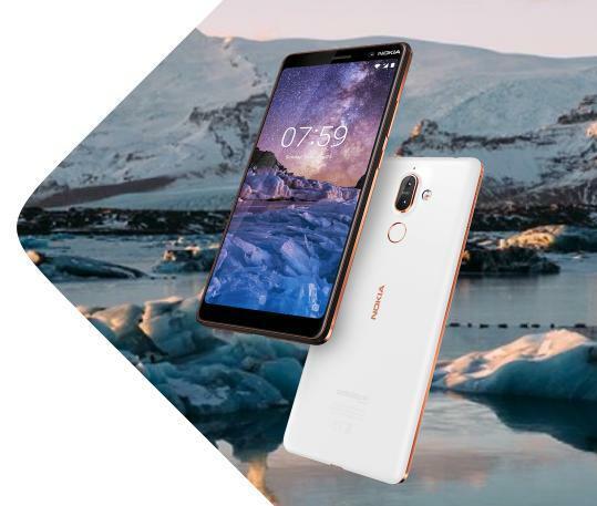 Android P Bêta 3 disponible pour le Nokia 7 plus