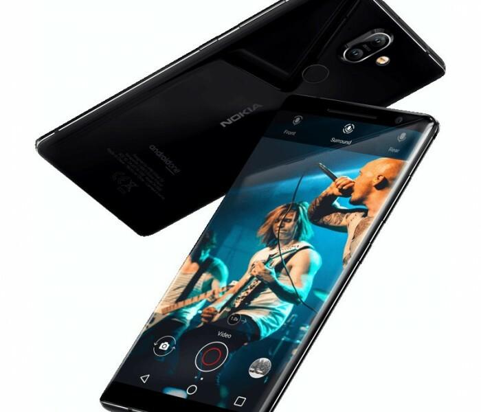 Test du Nokia 8 Sirocco par Soufiane L.