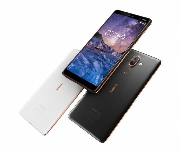 Nouvelle mise à jour pour le Nokia 7 plus, Android Pie (V3.51F)