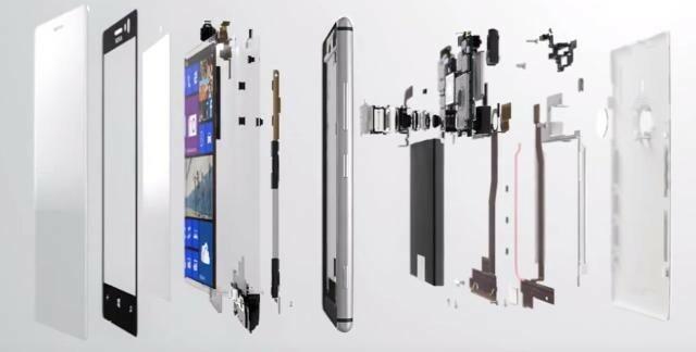 Lumia 925 Tardown