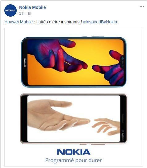 Nokia Huawei Connecting People
