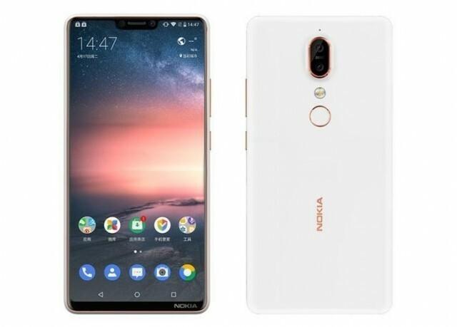 Nokia X6 RP