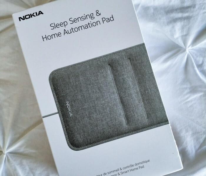 Nokia Sleep, le capteur de sommeil, est disponible !