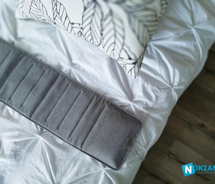 [Photos]  Déballage et présentation du Nokia Sleep, le tracker de sommeil ultra connecté !
