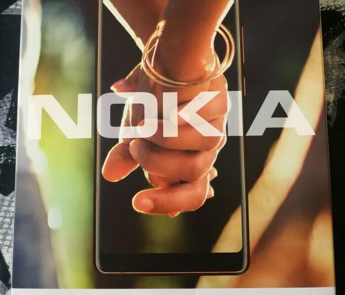 Quelques photos du Nokia 7 Plus par Julien L.