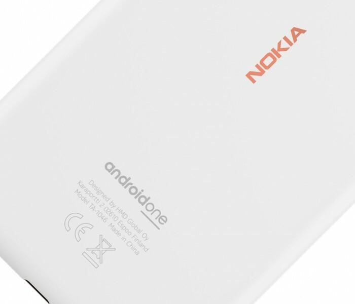 [Photo]  Fuite d'un smartphone Nokia inconnu !