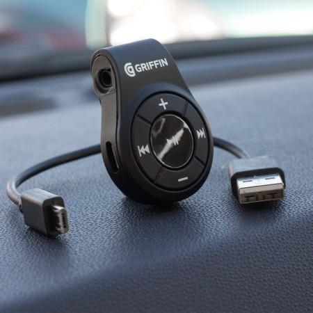 Présentation de l'adaptateur casque bluetooth Griffin iTrip Clip