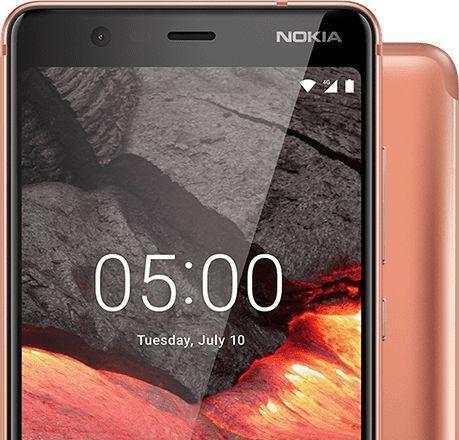 [Vidéo]  Présentation du nouveau Nokia 5 (2018)