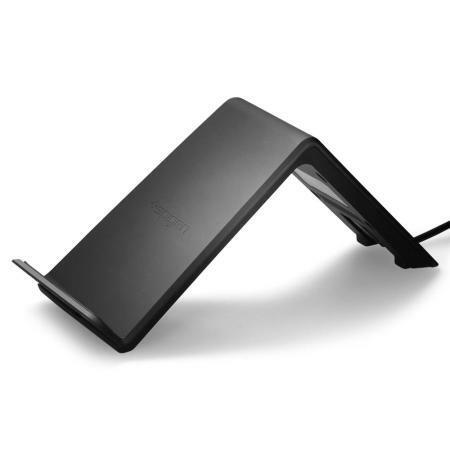 Présentation du chargeur rapide sans fil Spigen Essentials FW303W