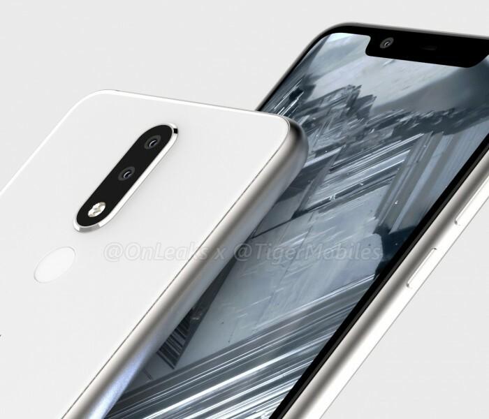 Bientôt un Nokia 5.1 Plus ressemblant au Nokia X6 ?!