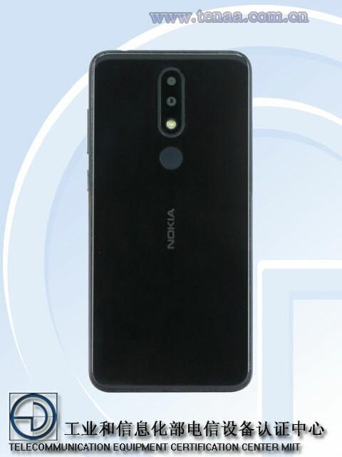 Nokia 5 1 plus 3