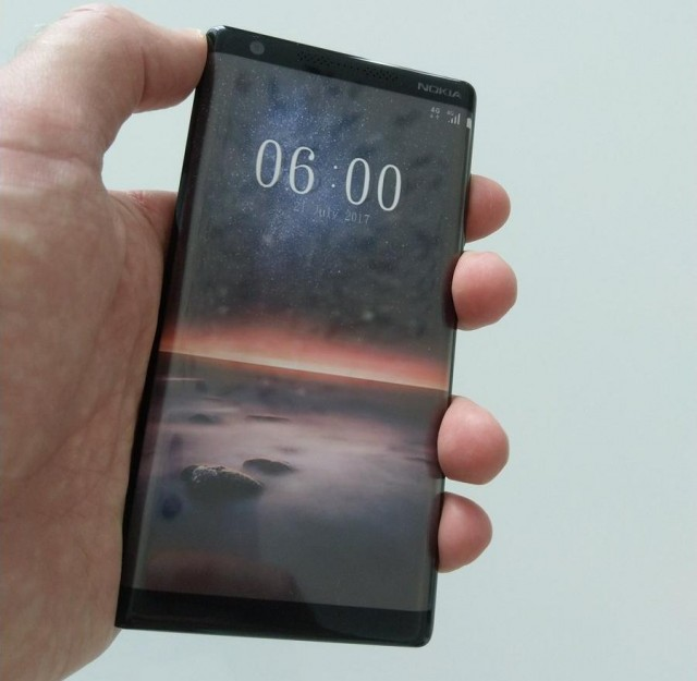 Nokia 8 Sirocco protos__