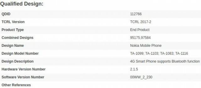 Nokia X6 BT SIG