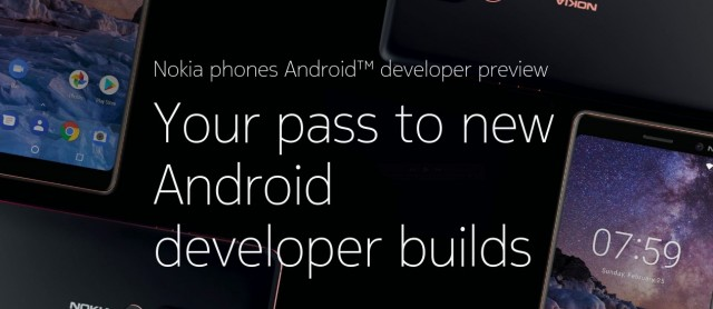 Nokia Phones Android Developer Preview