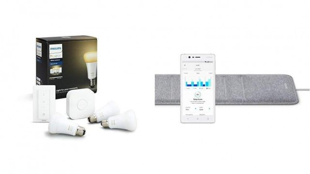 Philips Hue Nokia Sleep