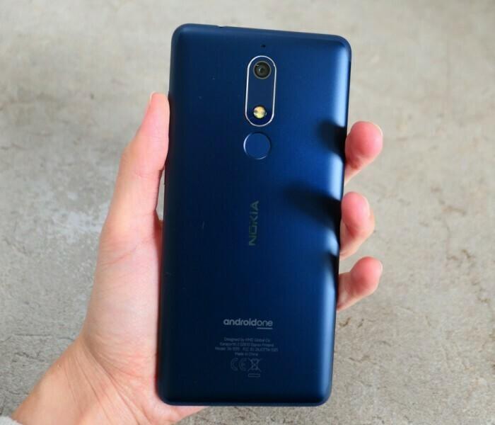 Android Pie en cours de déploiement pour le Nokia 5.1