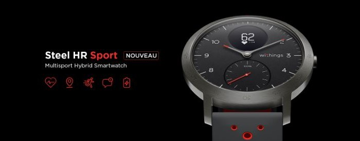 La page Facebook de Nokia Health (re)devient Withings