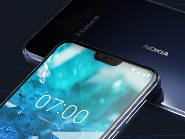 Nokia 7.1 Vig