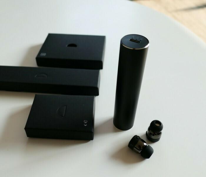 Photos et présentation des écouteurs Nokia True Wireless Earbuds