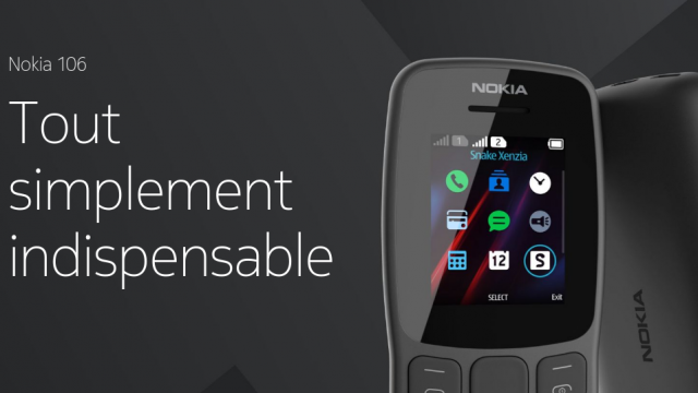 Nokia 106 TOP