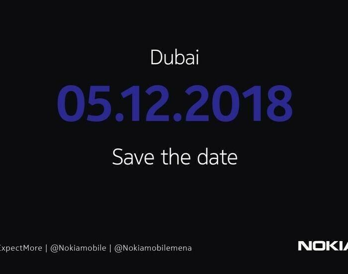 Nokia Mobile prépare l'événement du 5 décembre 2018