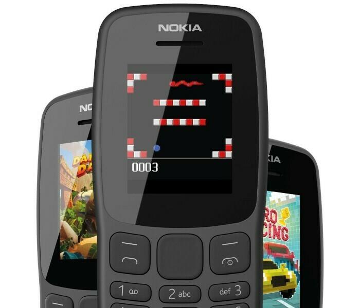 HMD présente le nouveau Nokia 106