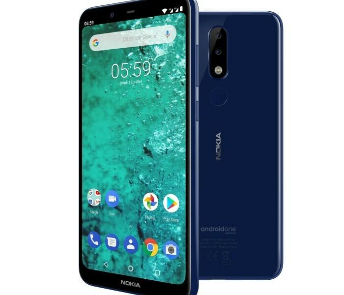 Nokia Mobile annonce le lancement de trois nouveaux smartphones