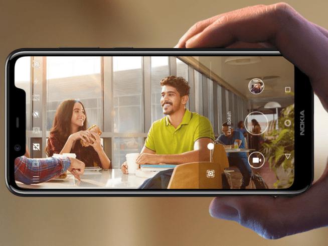 Android Pie en cours de déploiement pour le Nokia 5.1 Plus