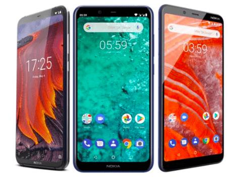 Nokia 3.1 Plus et Nokia 5.1 Plus : déploiement en cours de la mise à jour de sécurité Android d'octobre 2019