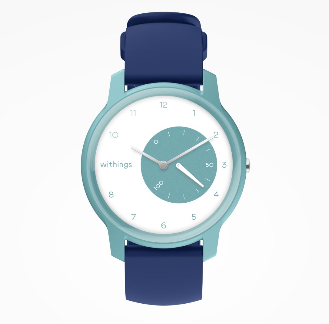withings move bleue