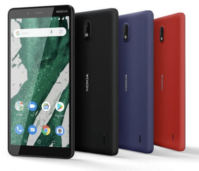 HMD Global dévoile le Nokia 1 Plus, un nouveau smartphone qui redéfinit l'entrée de gamme