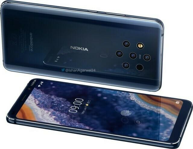HMD Nokia 9