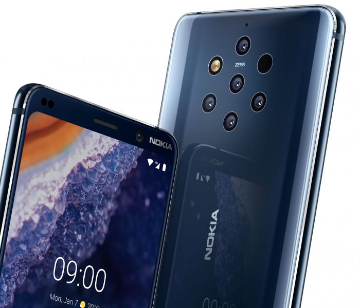 Le Nokia 9 PureView recevra une mise à jour de l'application Caméra