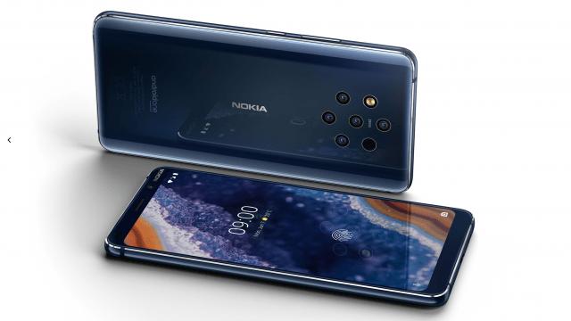 Nokia 9 DD