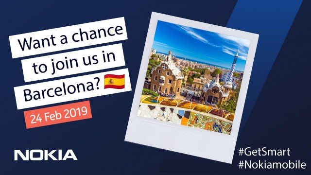Nokia Mobile MWC 2019 Compet