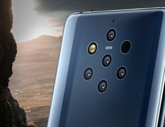 Nokia 9 PureView : le code source du noyau disponible