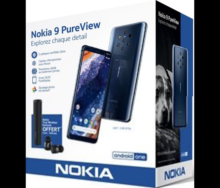Le Nokia 9 PureView référencé chez Materiel.net et Boulanger.com