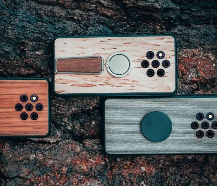 Lastu présente ses coques en bois pour le Nokia 9 PureView