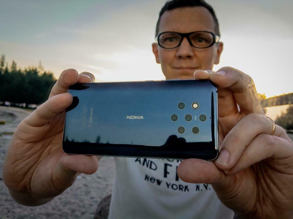 VIN Nokia 9 PureView Tuomas Harjumaaskola