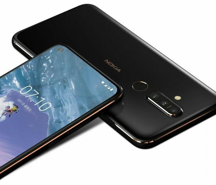 Nokia X71 : écran poinçonné et appareil photo 48 Mpx !