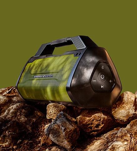 Energy Sistem lance la nouvelle enceinte portative Outdoor Box Beast
