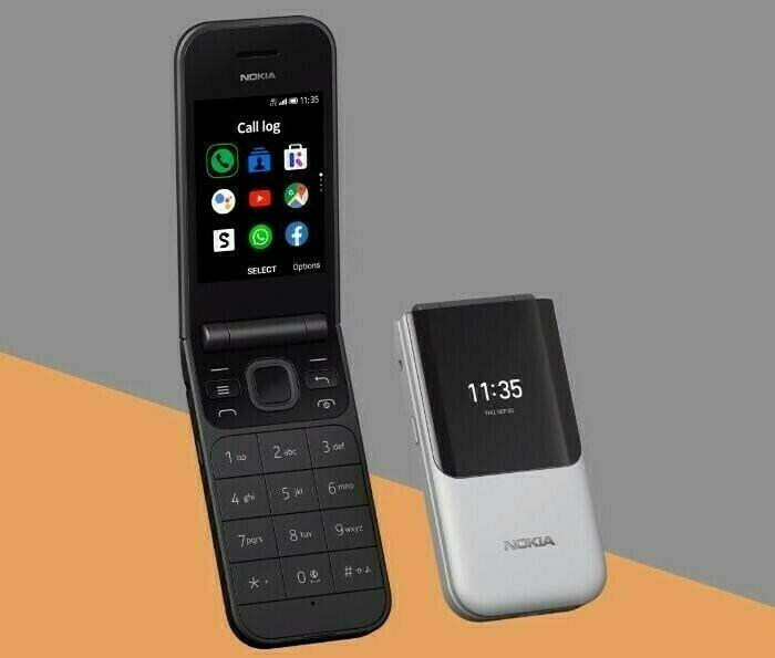 Nokia 2720 : le téléphone à clapet fait son retour