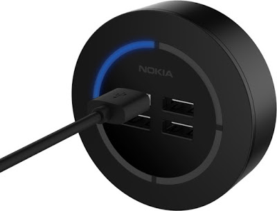 Nokia Mobile annonce discrètement un chargeur mural avec quatre ports USB