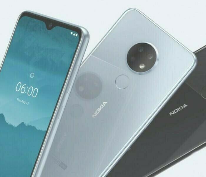 Nokia 6.2 : triple capteur photo et petit prix