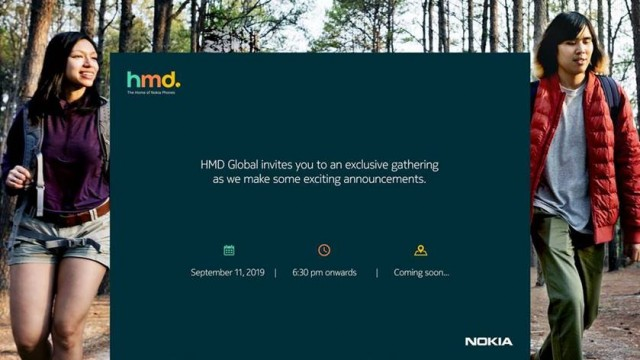 Nokia-India-press-invite
